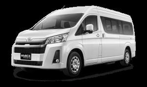 Toyota Hi Ace 2021