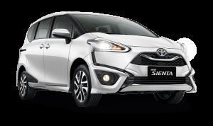 Toyota Sienta 2021