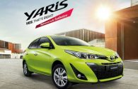 New Yaris Tampil Sporty