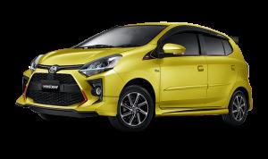 Toyota Agya 2021